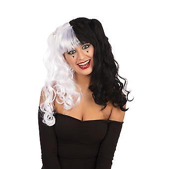 Бристоль Новинка женщин / Дамы Длинные Curly парик в банч