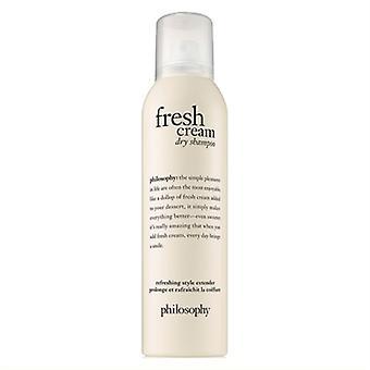 Philosophy Fresh Cream Dry Shampoo 4.3oz / 122g