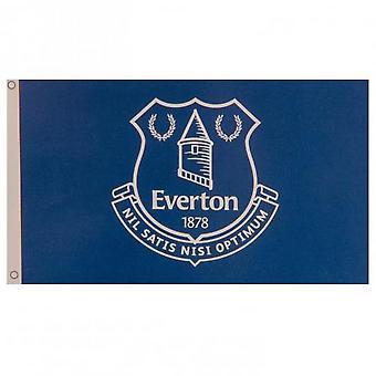 Everton FC Crest Vlag