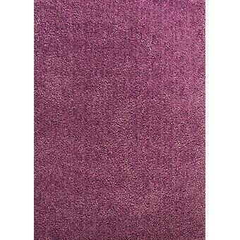"31"" x 47"" Lilac Polyester Accent Rug"