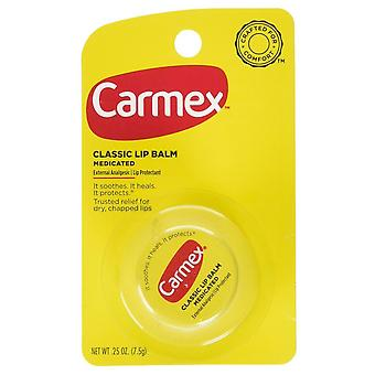 Carmex everyday healing lip balm, jar, 0.25 oz, 1 ea
