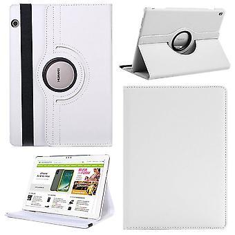 For Samsung Galaxy Tab S5e T720 T725 veske tilfelle deksel beskyttelse hvit ny
