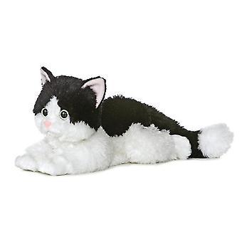 """Oreo o gato Flopsie 12 """"Plush por Aurora-31420"""