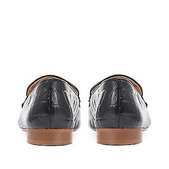 Jones Bootmaker Harper Leather Snaffle Loafer