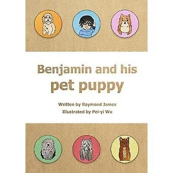 Benjamin and his pet puppy by James & Raymond