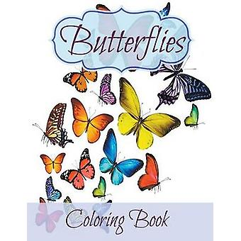 Butterflies 60 Signature Butterfly Coloring Pages and 40 bonus lined pages at the end Coloring Book by Kids & Creative