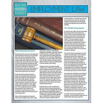 Employment Law Speedy Study Guides by Publishing LLC & Speedy