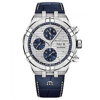 Maurice Lacroix AI6038-SS001-131-1 Men's Aikon Automatic Wristwatch