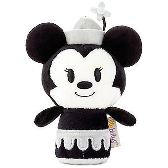 Hallmark Itty Bittys Disney Steamboat Willie Minnie Mouse