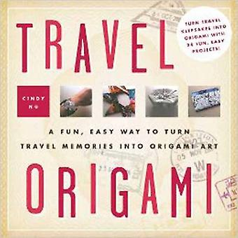 Travel Origami - A Fun - Easy Way to Turn Travel Memories into Origami