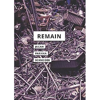 Remain by Ioana B. Jucan - 9781517906481 Book