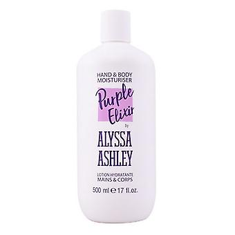 Body Lotion Purple Elixir Alyssa Ashley (500 ml)