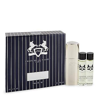 Layton Royal Essence Three Eau De Parfum Sprays Travel Set By Parfums De Marly 3  x 0.34 oz Three Eau De Parfum Sprays Travel Set
