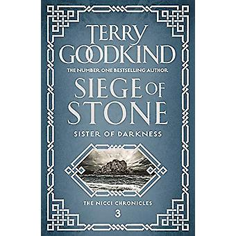 Siege of Stone by Terry Goodkind - 9781786691736 Book