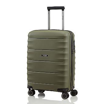 TITAN Highlight Handbagage Trolley S, 4 wielen, 55 cm, 38 L, groen