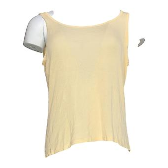 Lisa Rinna Collection Women's Top Metallic Beige A353881