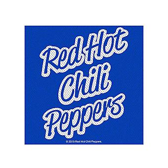 Red Hot Chili Peppers Poster Track Top Band Logo new Official sew on woven patch