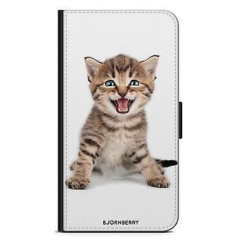 ビョルンベリーケースファーウェイ名誉8ライト - かわいい子猫