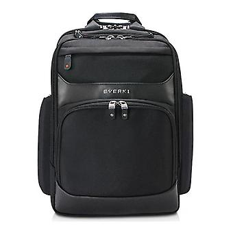 Everki Onyx Premium Travel Friendly Laptop Backpack Up To 15 Inch