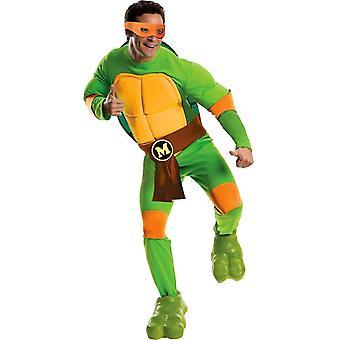 Costume adulto TMNT Michelangelo