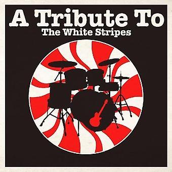 Tribute to White Stripes - Tribute to White Stripes [CD] USA import