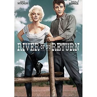 River of No Return [DVD] USA import