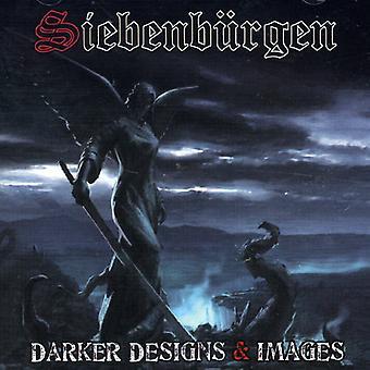 Siebenburgen - Darker Designs & Images [CD] USA import