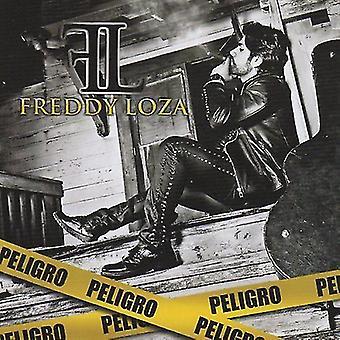 Freddy Loza - Peligro [CD] USA import