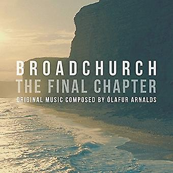 Olafur Arnalds - Broadchurch: The Final Chapter [CD] USA import
