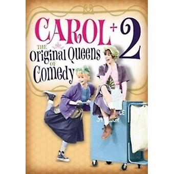 Carol Burnett - Carol + Two (DVD) [DVD] USA import
