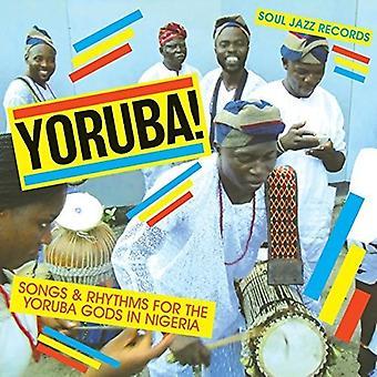 Konkere Beats - Soul Jazz Records Presents Yoruba Songs & Rhythms [CD] USA import