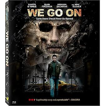 We Go on [Blu-ray] USA import