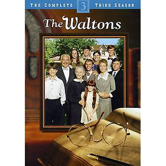 Waltons - Waltons: Season 3 [DVD] USA import