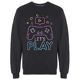 Let's Play, Controller Collegepaidat Miehet's -Kuva Shutterstock