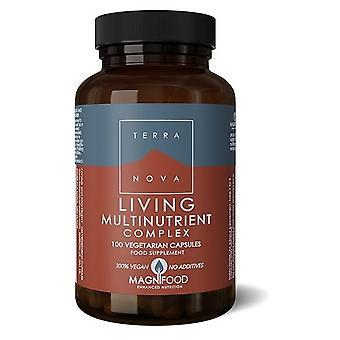 Terranova Live Multinutrient 50Vcap.