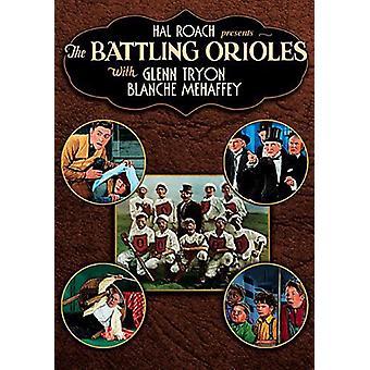 Importazione di Orioles (silenzioso) [DVD] USA in lotta