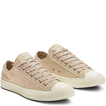 Converse Ctas Ox 164098C Papyrus Naiset'S Trainers Kengät Saappaat