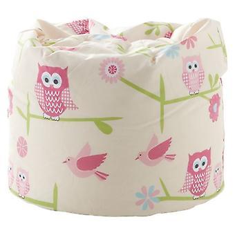 Eulen Kinder Charakter gefüllt Beanbags Kinder Schlafzimmer Spielzimmer Möbel Bean Bag