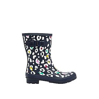 Joules Womens Molly Rubber Mid Height Wellington Boots