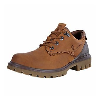 ECCO 460364 Tred Tray Men's Casual Waterproof Shoes In Brown