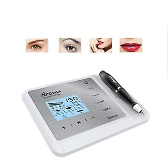 Machine permanente de tatouage de maquillage - sourcil, stylo rotatif de lèvre