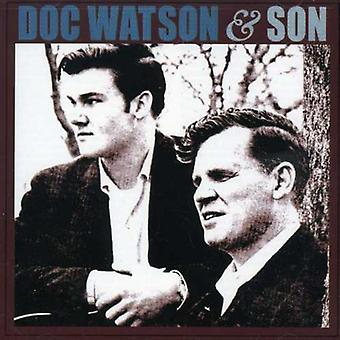 Doc Watson - Doc Watson & fils [CD] USA import
