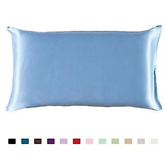 Silky Satin Hair Beauty Pillowcase - Standard And Queen Pillow Covers