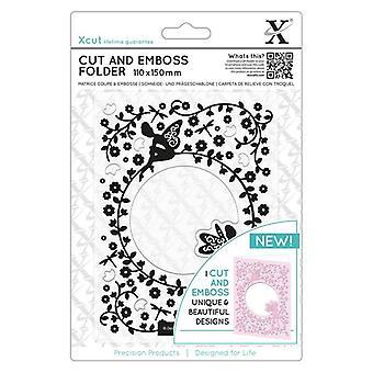 Xcut Flower Fairies Cut & Dossier En relief