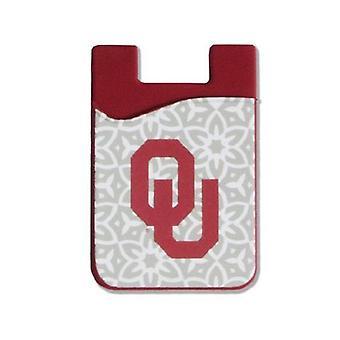 Oklahoma Sooners NCAA Módní mobilní telefon Peněženka