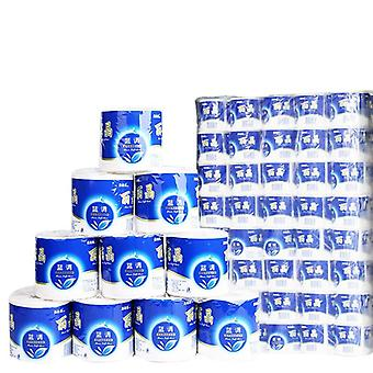 6rolls Toilet Roll Paper 3 Layer Home Bath Toilet Roll Paper Primary Wood Pulp