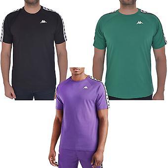 קאפה Mens 222 בנדה Coen כותנה הצוות צוואר שרוול קצר חולצת טריקו