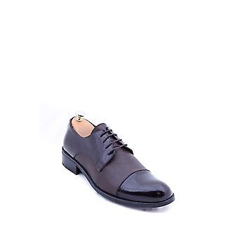 Ruskea rugan oxford kengät | Kävi koulua wessi