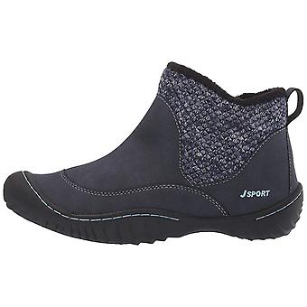 Jambu Women's Shoes Marcy Fabric Closed Toe Ankle Fashion Boots