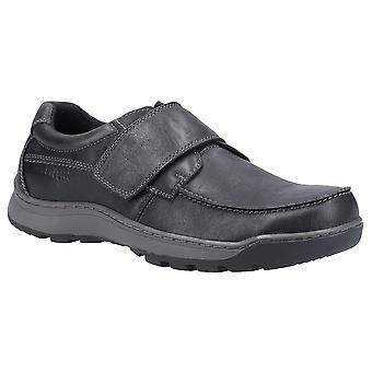 الصمت الجراء الرجال كاسبر اتصال الربط الأحذية الجلدية